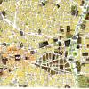 Mappa del cuore di Madrid