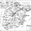 Città strategiche della Spagna