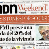 ADN free press di Madrid