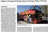 Da dove vengono i Bus Turistici… dalla Galizia