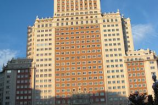 Plaza de Espana, Edificio Telefonica