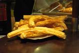 Porras, la colazione degli spagnoli