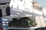 Andare a Madrid in traghetto dall'Italia, via Barcellona