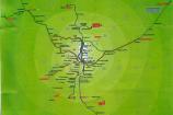 Nuove linee ferroviaree Renfe Cercanias a Madrid
