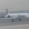 Disastro aereo Spanair. All'aeroporto di Madrid, volo della Spanair prende fuoco