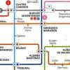 Come leggere la mappa della metro di Madrid e consigli pratici