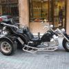 Harley Davidson a Madrid