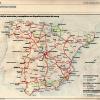 Rete stradale Spagnola