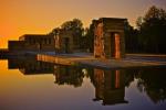 Un Tempio egizio nel cuore di Madrid