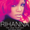 Rihanna a Madrid con il suo ultimo Loud Tour