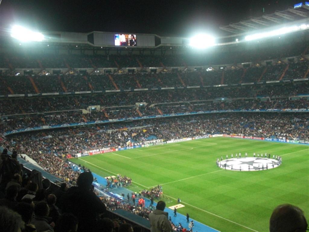 santiago-bernabeu-Madrid campo
