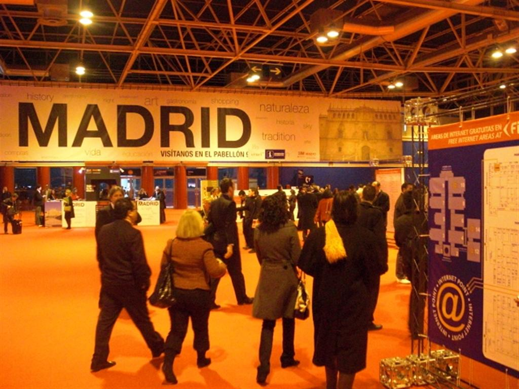 Fiera Madrid Fitur Viaggi e Vacanze nel mondo