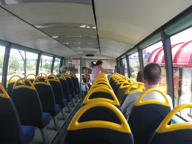Bus E Pullman Guida Di Madrid