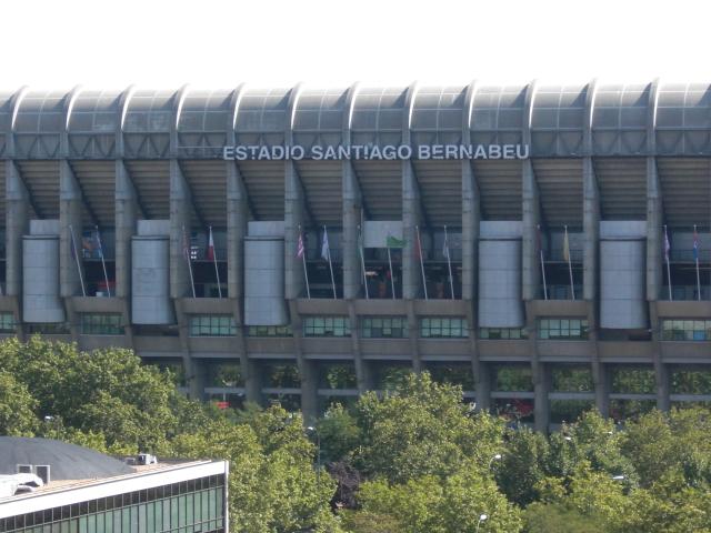 Champions leagua l 39 inter atteso a madrid for Puerta 53 santiago bernabeu