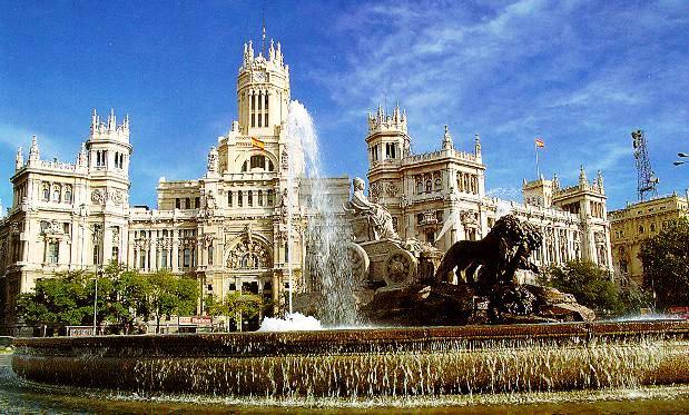 Week end a Madrid