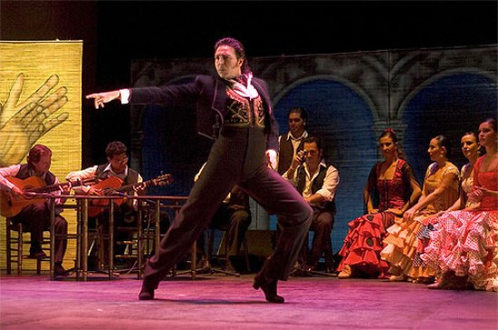 Ballerino di Flamenco
