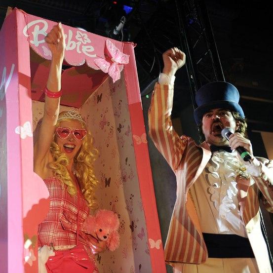 carnaval madrid concorso dei costumi