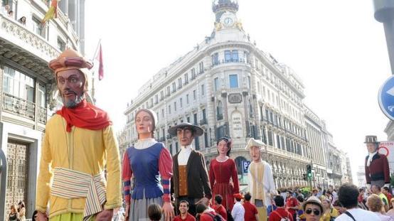MADRID-FESTA SAN ISIDRO