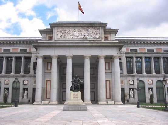 week end a madrid- Museo del Prado