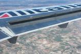 In volo da Madrid a Roma con Alitalia
