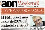 ADN free press di Madrid