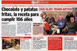 Choccolata e patatine fritte, la ricetta per arrivare a 106 anni… e bene!!!