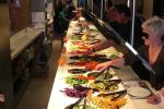 Ristorante catena FrescCo a Madrid, comida genuina e economica