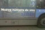Un SMS per sapere quando passa l'autobus a Madrid